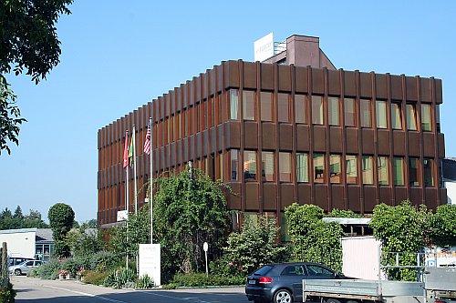 RINCO ULTRASONICS AG - Firmengebäude