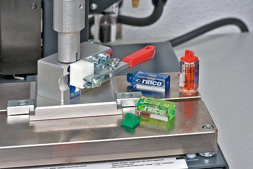 RINCO ULTRASONICS AG - Verschweissung von Kunststoffteilen
