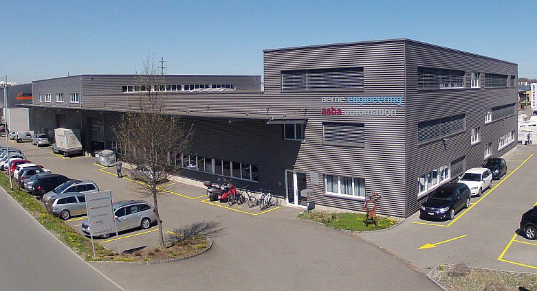 Aerne Engineering - Firmengebäude