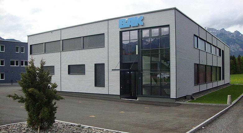 BAK - Firmensitz