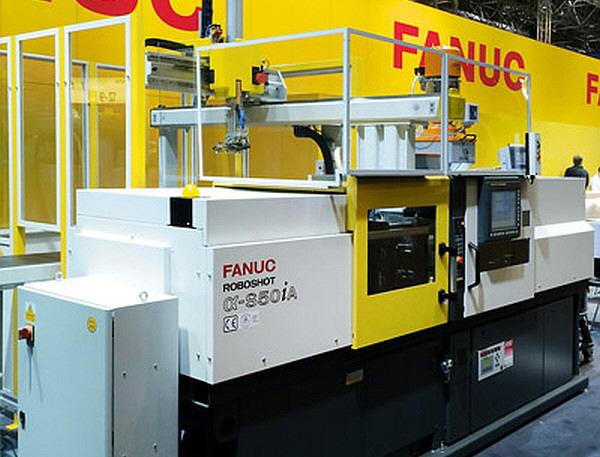 Fanuc - CNC Spritzgießen