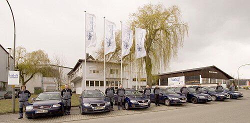 Herbold - Firmengebäude