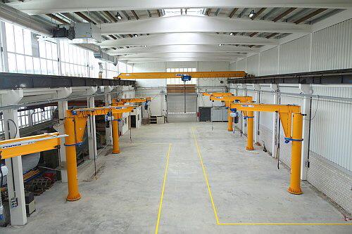 Herbold - Neue Produktionshalle