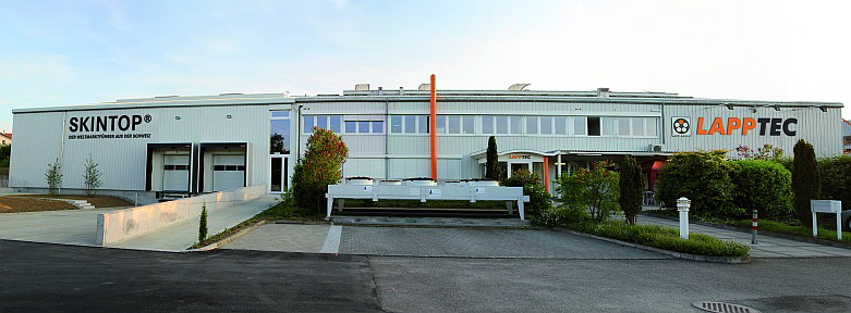 Lapp Tec - Firmengebäude