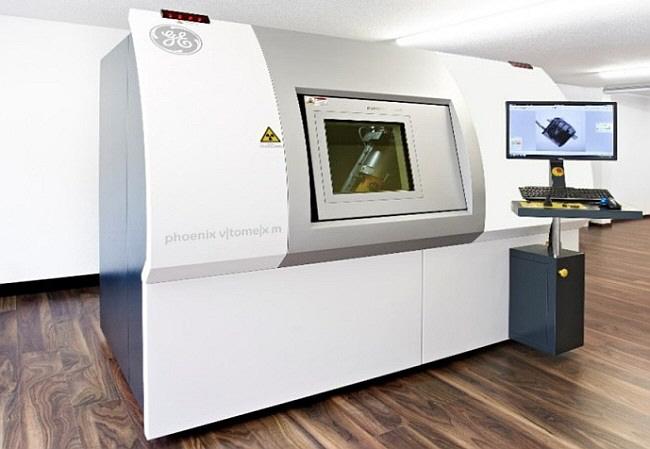 MessX -  Computertomografie-Anlage