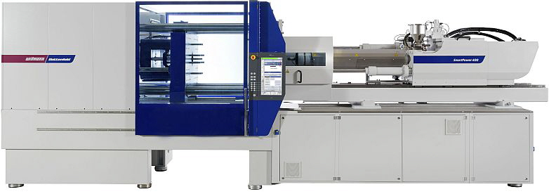 Battenfeld - SmartPower 400 -frontal