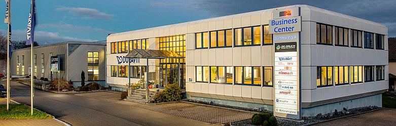 DR DRUCK - Firmengebäude