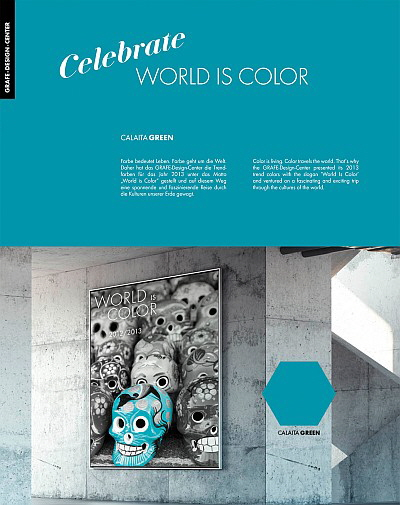 GRAFE - Color Preview 2013