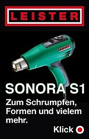 Leister Process Technologies SONORA S1