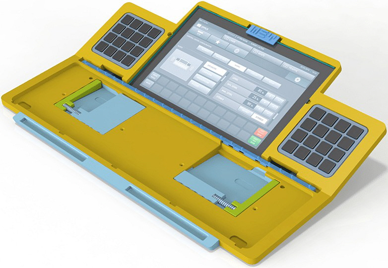 Plast Competence Center - CAD Model WEY Smart Touch