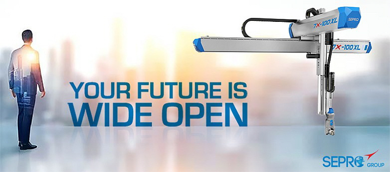 Sepro - The Future is Wide Open