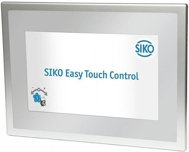 Siko Magline - Easy Touch Control ETC5000