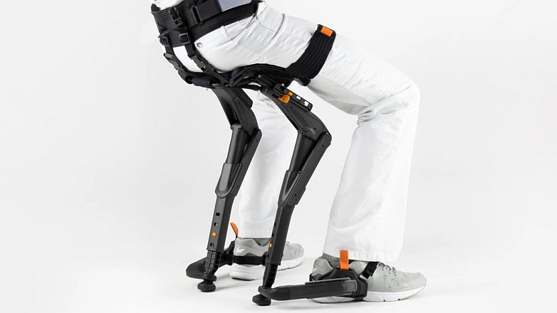 Zühlke - Chairless Chair 2.0