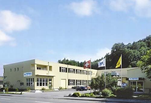 Renggli Gebr. - Firmengebäude