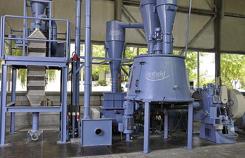 Herbold Meckesheim - Plastcompactor Typ HV 50 Anlage