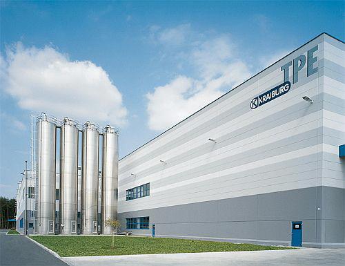 KRAIBURG TPE GmbH - Firmengebäude